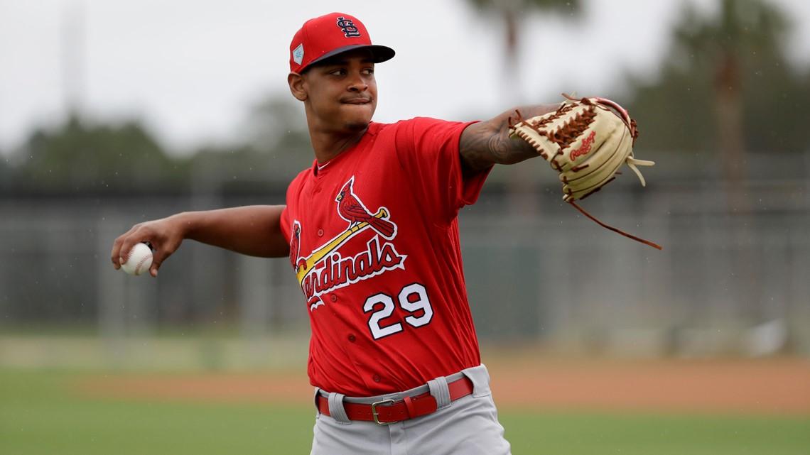 Alex Reyes redemption? Cardinals' pitcher talks about getting in tune