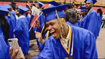 Mentors guide Riverview Gardens students towards graduation