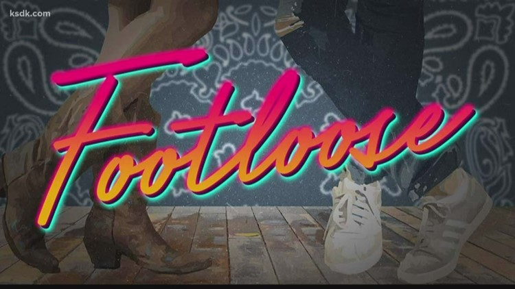 The classic story of Footloose comes to life at The Muny