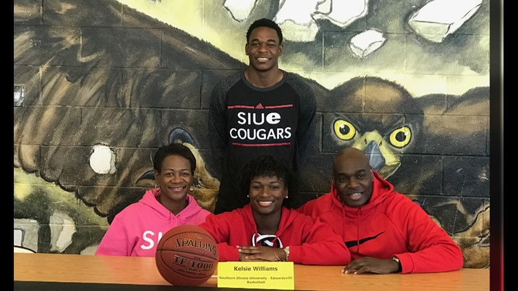 SIUE twins proud to be Cougars, play for man who made them great