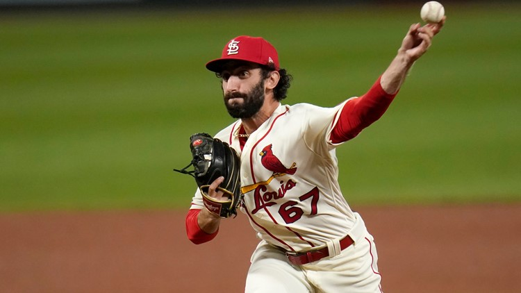 Former Cardinal Rob Kaminsky hopes to get chance soon to prove he can stick in the majors