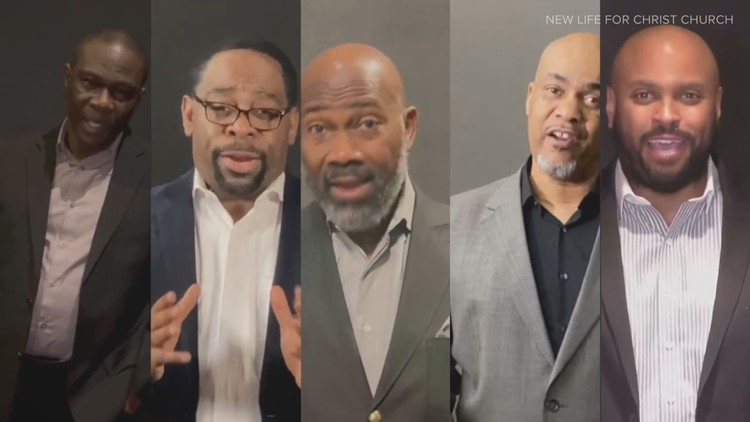 'Get the Shot': Metro East pastors make PSA on getting vaccinated