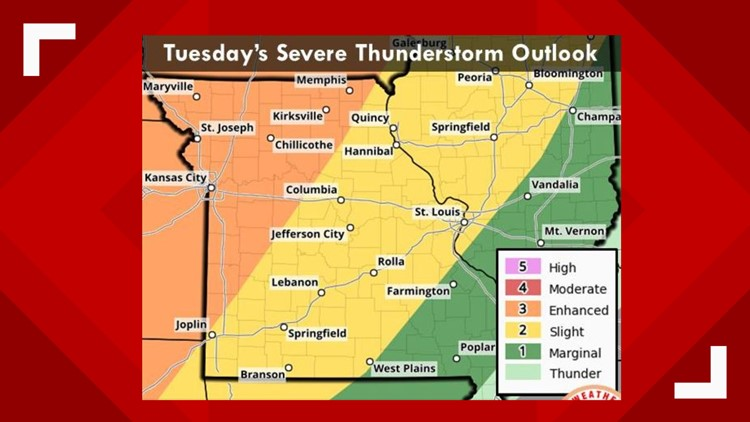 severe weather risk outlook tuesday may 28