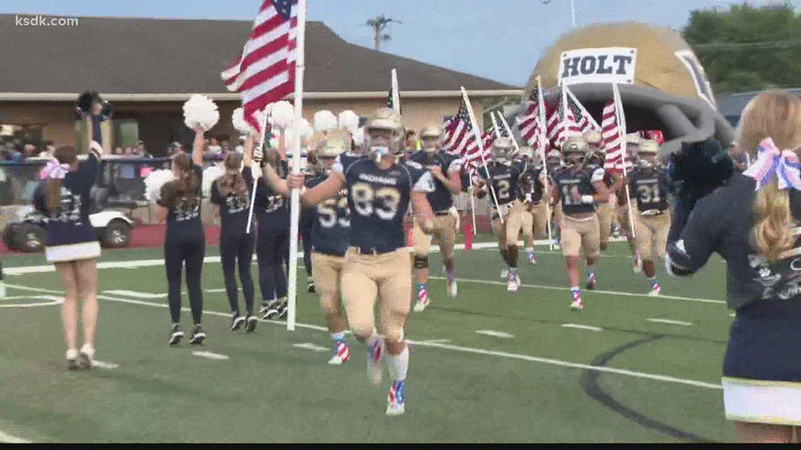 Holt stays undefeated with win over Fort Zumwalt West