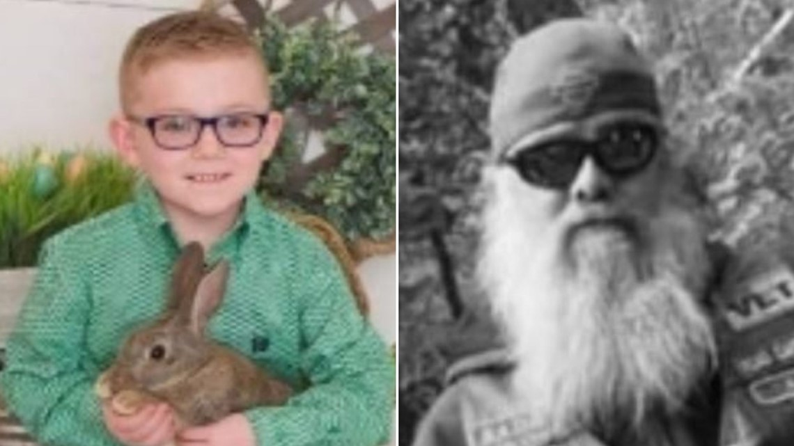 Amber Alert for 5-year-old boy taken from home in Douglas County