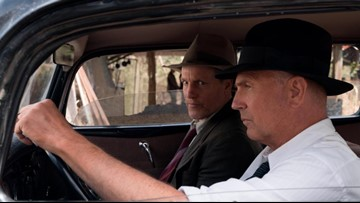 Opinion | Costner and Harrelson are perfectly cast in Netflix's riveting 'The Highwaymen'