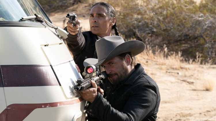 Director Everardo Gout's keen action-suspense eye makes 'The Forever Purge' worthwhile