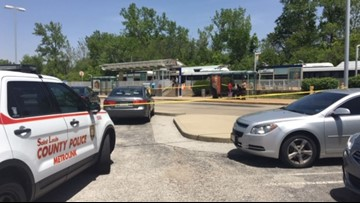 Man shot to death on St. Louis County MetroLink train