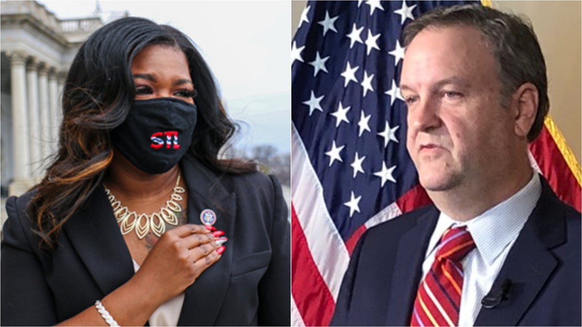 US Rep. Cori Bush, St. Louis County Executive Page give joint COVID-19 update