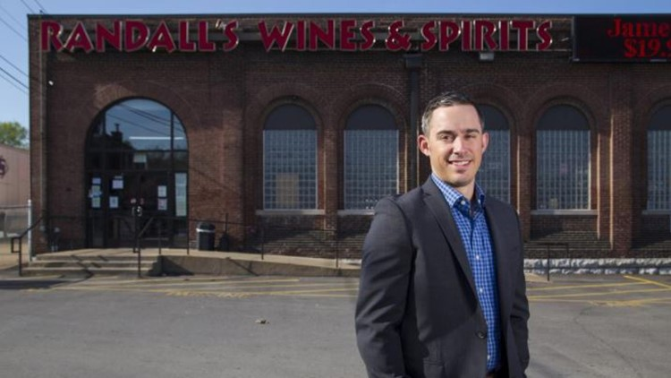 Why local liquor store Randall's chose The Hill for expansion