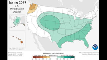 Taking a deeper look at the concerning spring flood outlook