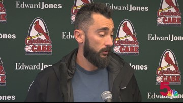 Matt Carpenter talks about bouncing back from disappointing 2019