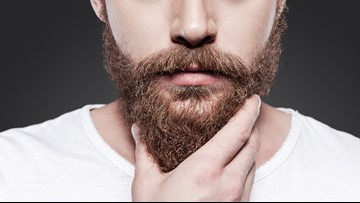 Men with beards dirtier than dogs, study finds