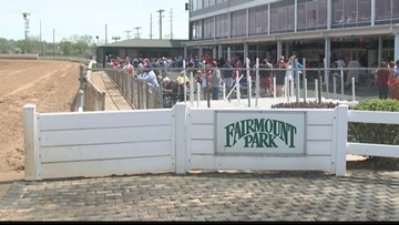 Illinois gaming expansion to benefit Fairmount Park