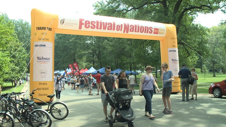Festival of Nations this weekend in Tower Grove Park