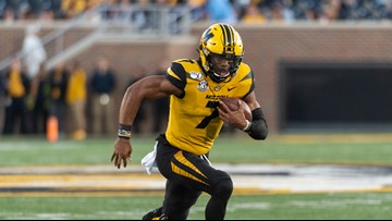 Bryant bounces back to lead Missouri over Mississippi