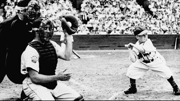 The day Eddie Gaedel became a St. Louis legend