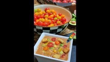 Recipe of the Day: Heirloom Tomato Gazpacho