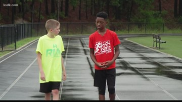 SC boy takes a right turn toward kindness