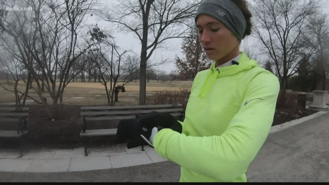 She hasn't been running long, but this St. Louis woman will chase her Olympic Dream in Atlanta