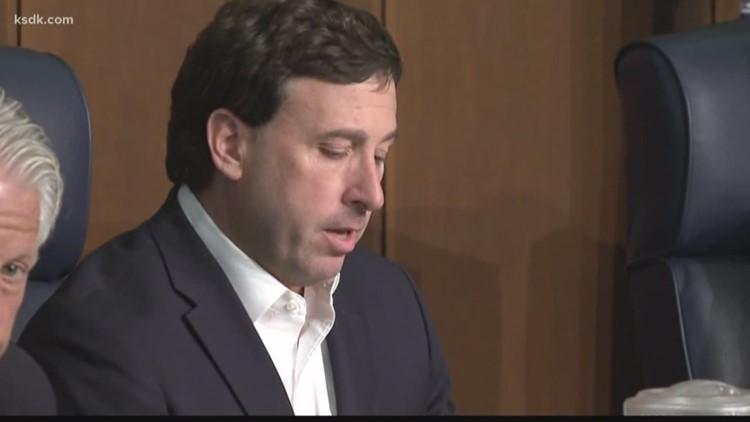 Steve Stenger pleads guilty Friday