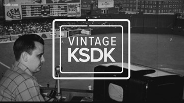 Vintage KSDK | Our new series featuring video from our archives
