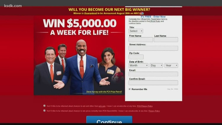 Verify: Do people really win those huge prizes from Publishers Clearing  House?