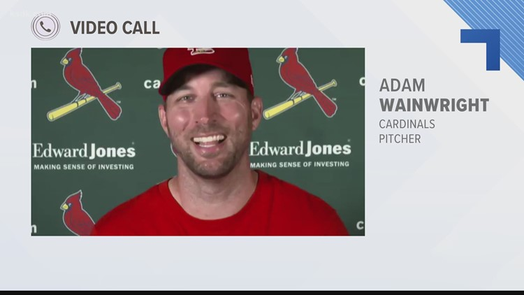 Adam Wainwright talks about young Cardinals pitchers wanting him to come back for 2021
