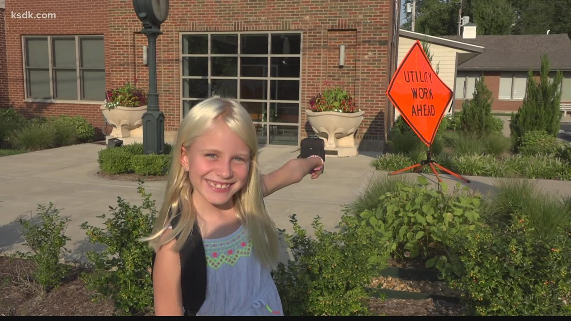 'Men Working' signs could be a thing of the past thanks in part to a local third grader
