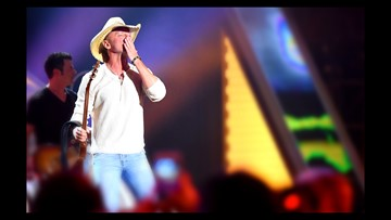 Kenny Chesney coming back to Busch Stadium next year