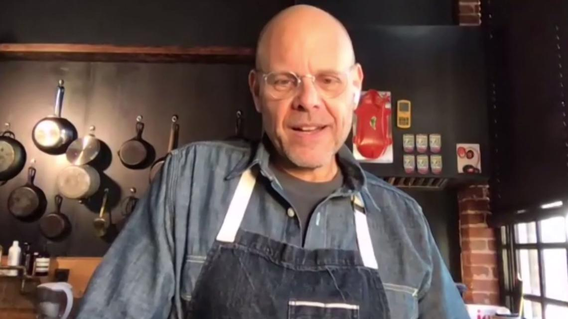 Unique food tips from celebrity chef Alton Brown