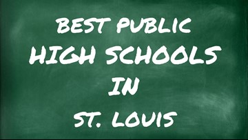 These are St. Louis' best public high schools