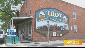 If you need Fourth of July plans, look no further than Troy, Illinois