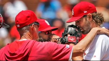 How can the Cardinals adjust after a tough loss against the Royals?