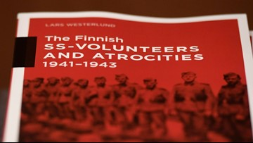 Reports finds Finnish volunteers likely killed Jews in WWII
