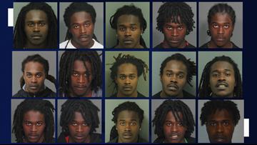 From career criminal to accused cop killer: The long rap sheet of Bonette Meeks