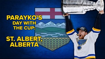 A Stanley Cup summer: Colton Parayko