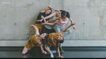The 12th Annual Emerson SPRING TO DANCE Festival is Memorial Day Weekend 2019