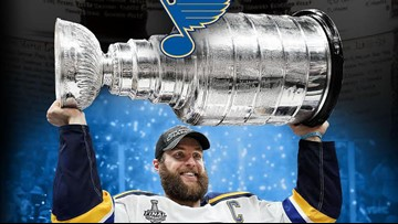 At Last! Blues' roster to be engraved on Stanley Cup this week
