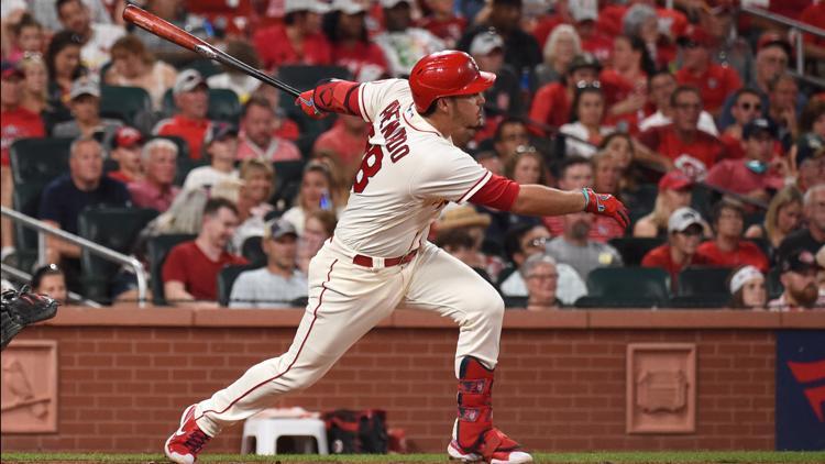 Nolan Arenado hits 30th homer in 6-4 Cardinals win over Reds