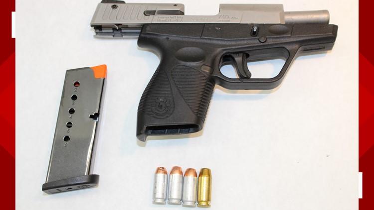OIS pistol recovered 6-6-2019
