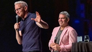 Andy Cohen returning to hometown of St. Louis for show with Anderson Cooper