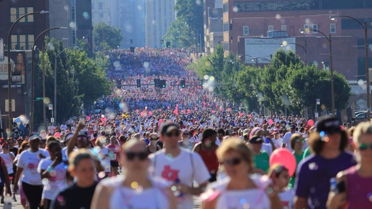 2018 Komen Greater St. Louis Race for the Cure® kicks off