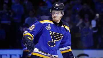 Blues confidence becomes contagious