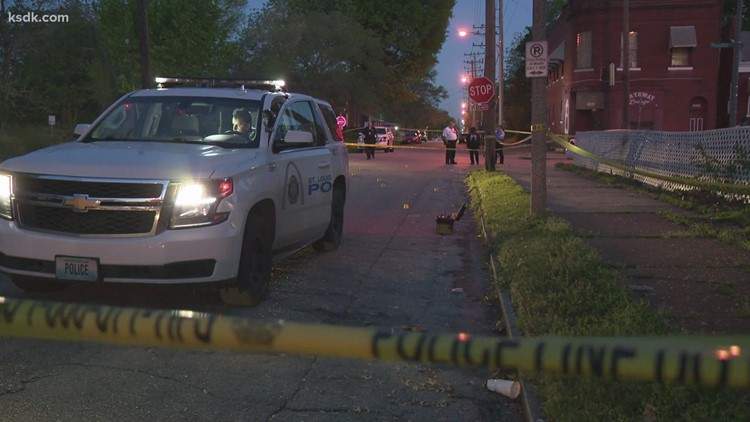'Everybody's fair game': Police react to gun violence in St. Louis