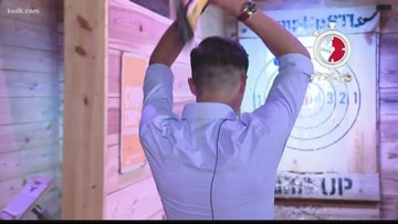 #TISL 60: Go karts, obstacle course and axe throwing at Amp Up Action Park