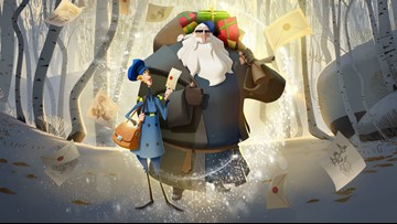 Review   Why Sergio Pablos' 'Klaus' is an instant Christmas classic