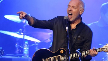 Peter Frampton bringing his farewell tour to St. Louis in August