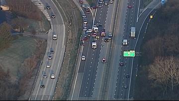 Man killed in I-70 crash in Lake St. Louis Monday morning