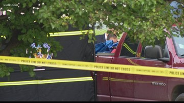 Man, woman found dead in bed of pickup truck in north St. Louis